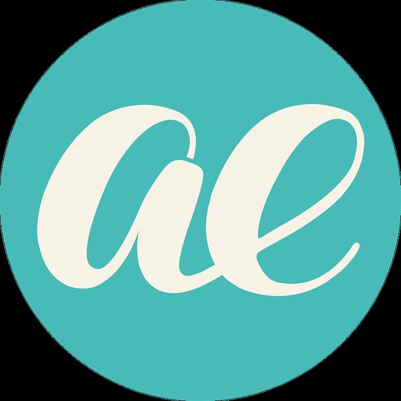 logo blog AE